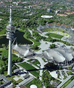 vendtra olympiapark münchen
