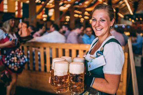 Oktoberfest münchen bier