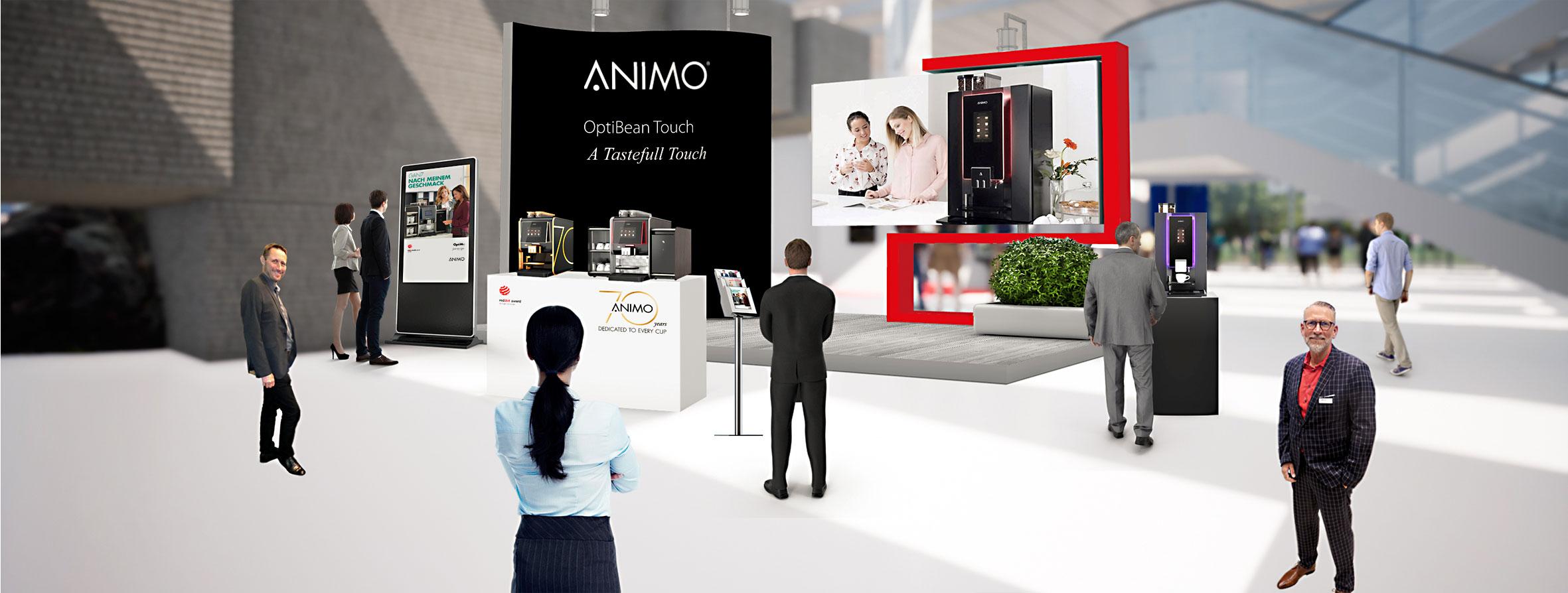 Animo Vendtra Vending Trade Festival Deutschland