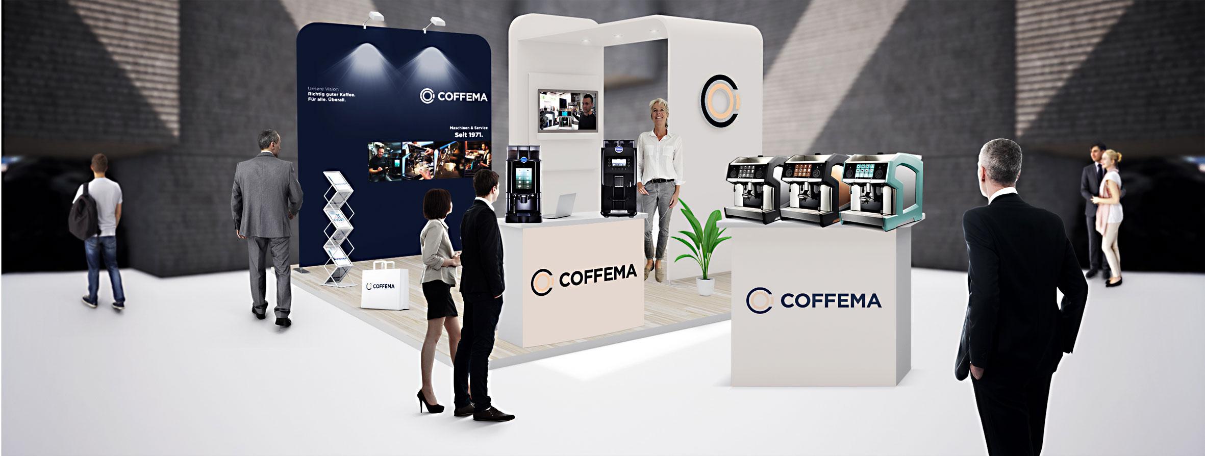Coffema Vendtra Vending Trade Festival Deutschland