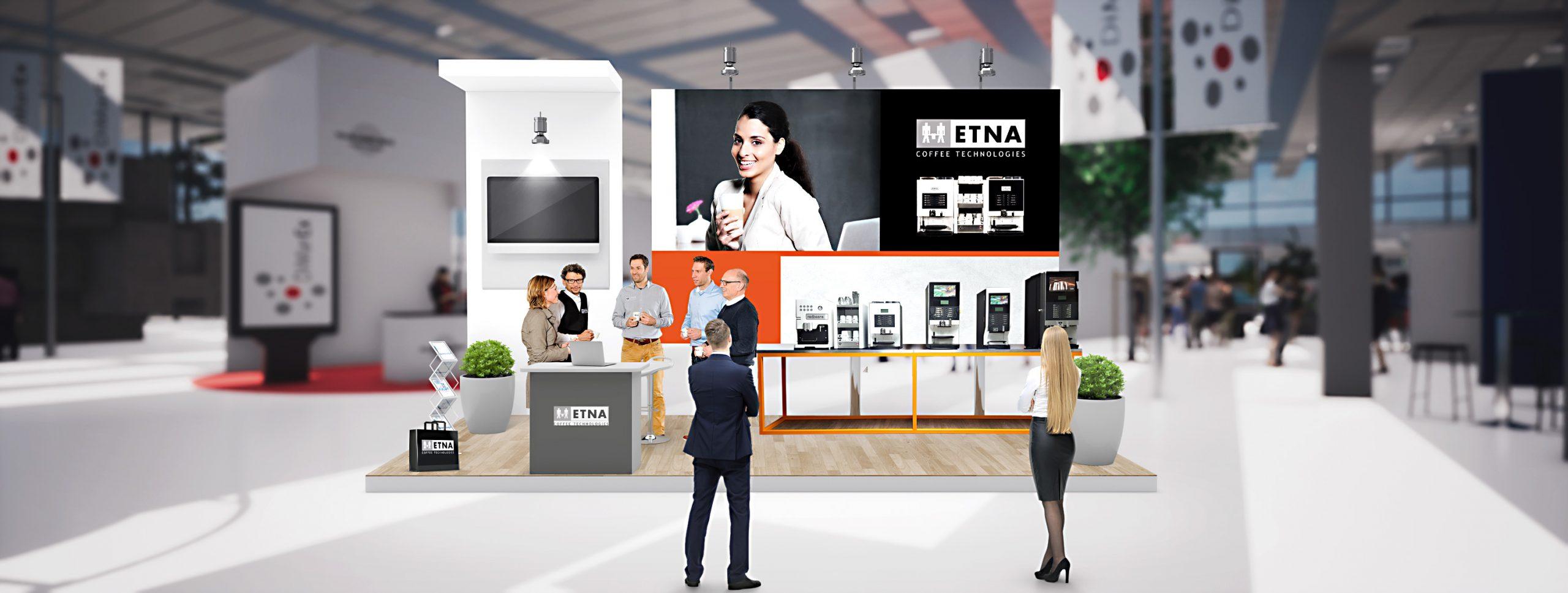 Etna Vendtra Vending Trade Festival Deutschland