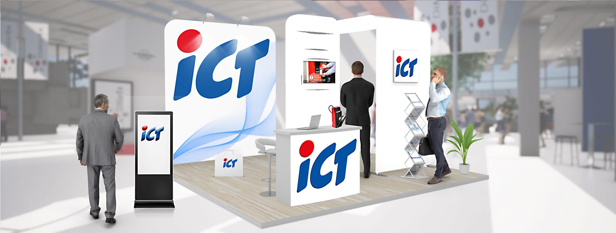 ICT Vendtra Vending Trade Festival Deutschland