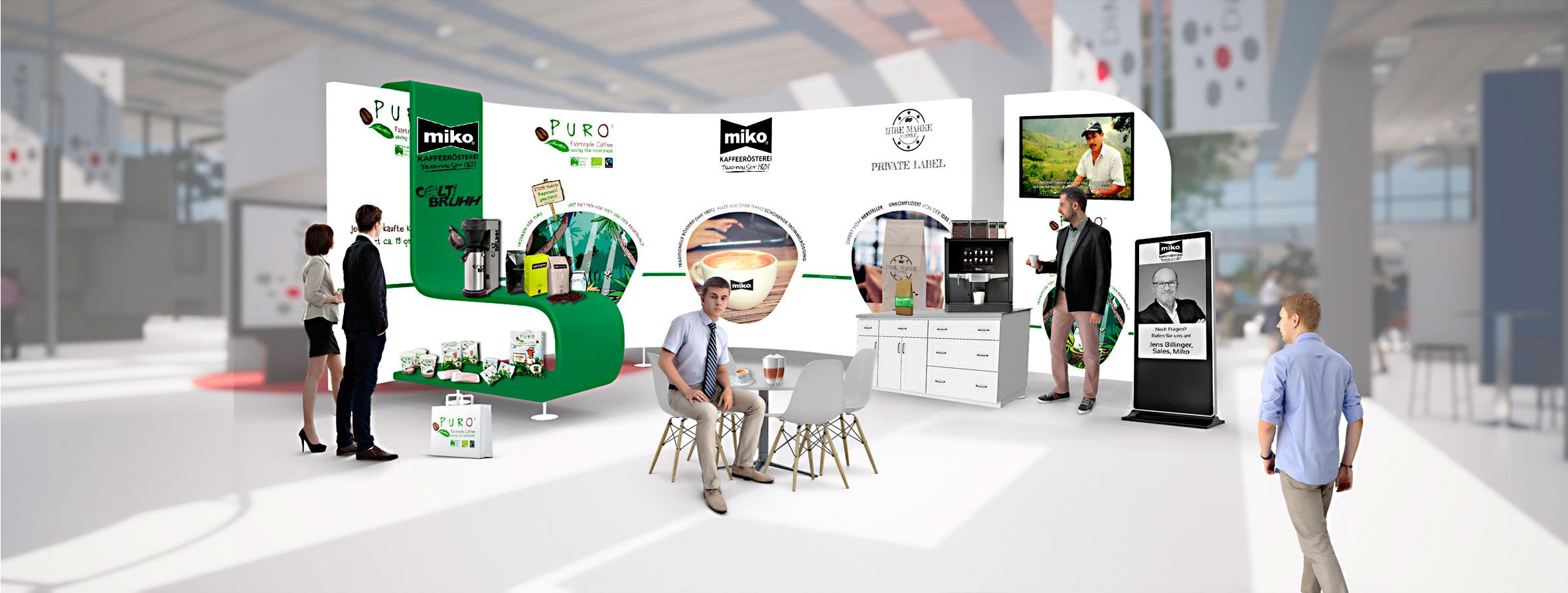 Miko Vendtra Vending Trade Festival Deutschland