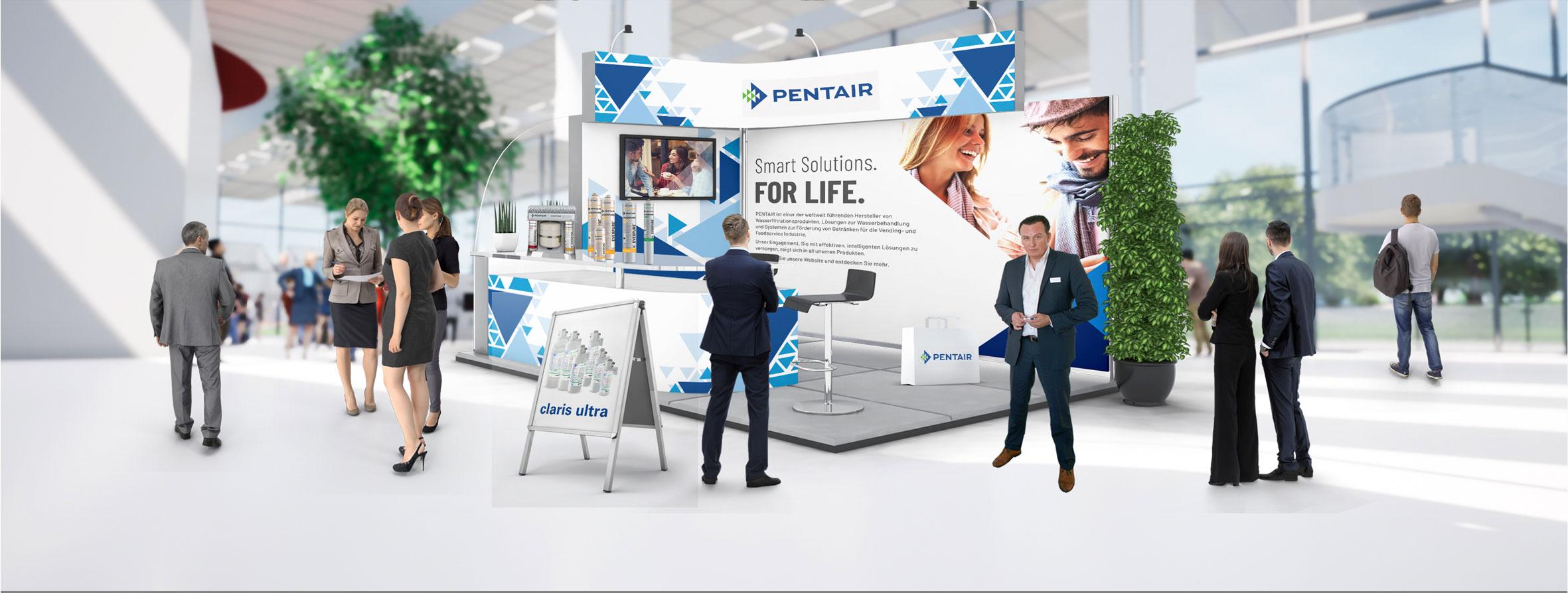 Pentair Vendtra Vending Trade Festival Deutschland