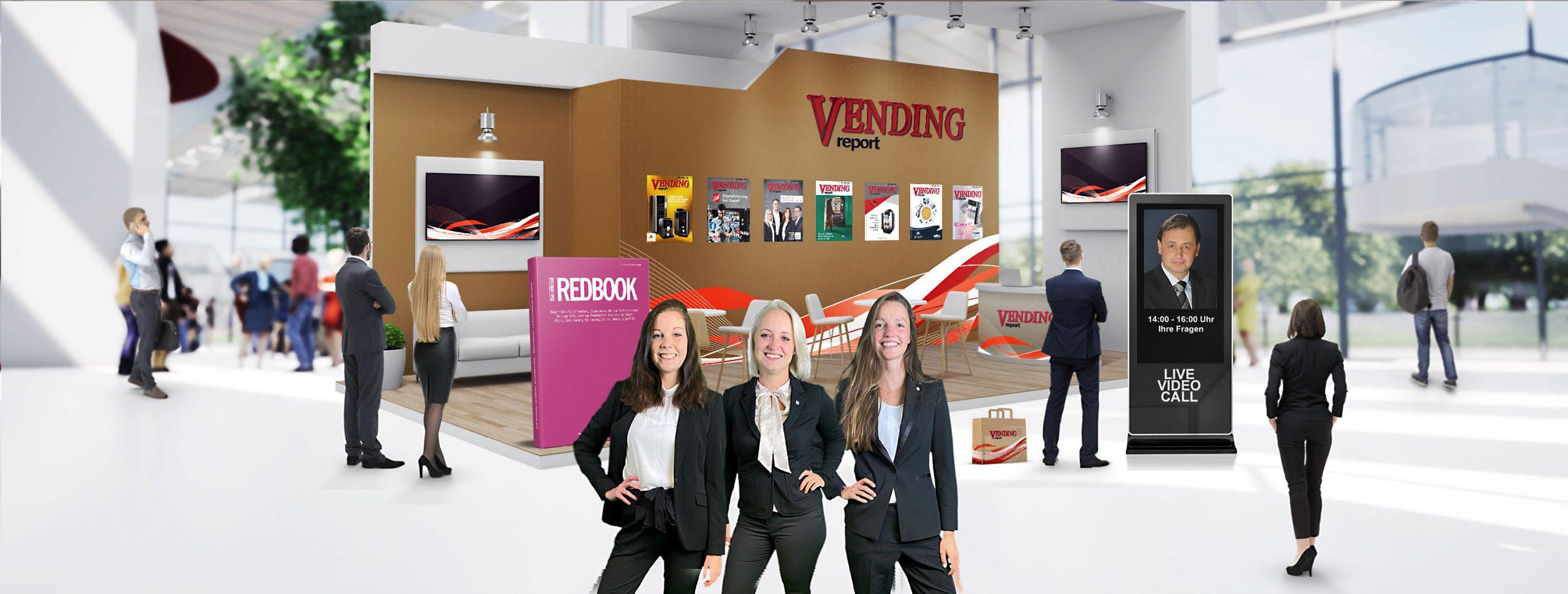 Vending Report Vendtra Vending Trade Festival Deutschland