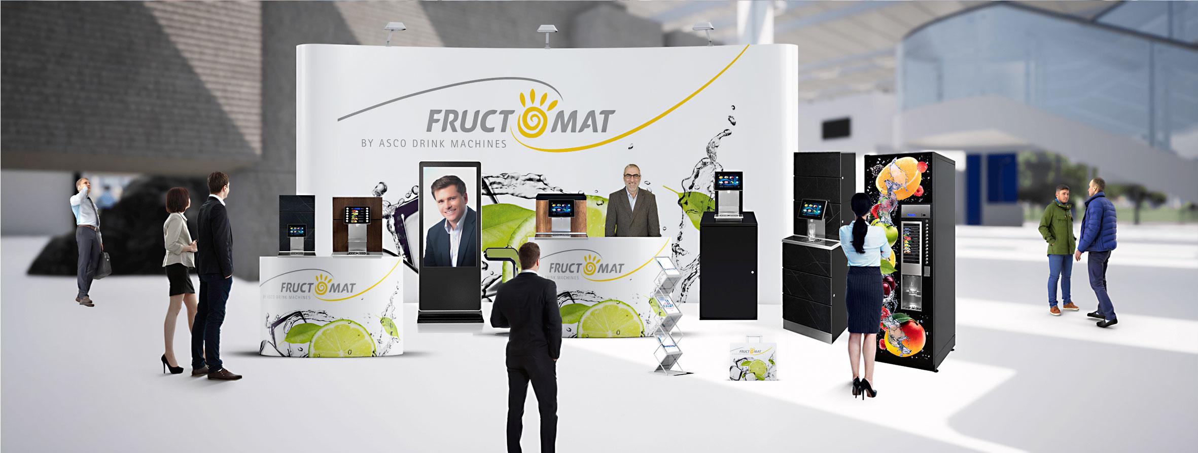 Asco Vendtra Vending Trade Festival Deutschland