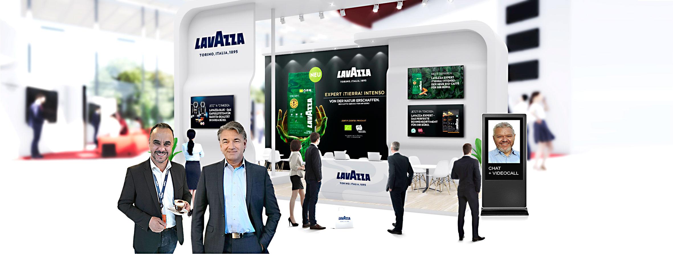 Lavazza Vendtra Vending Trade Festival Deutschland